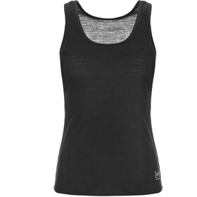 super.natural Base Tank 140 Femme, jet black
